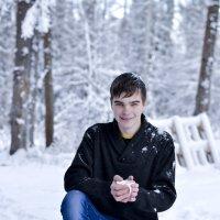 Чай зимой :: Дмитрий Кошелев