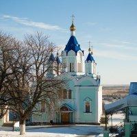 Курская Коренная Рождество-Богородичная пустынь :: Дмитрий Гридчин
