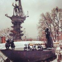 Все уплывают до весны! :: Юлия Годовникова