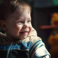 Малыш :: Серёга Одайник