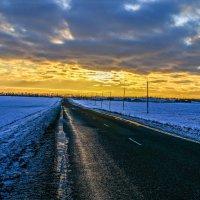 зимние дороги :: Андрей