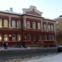 Н.Тагильское музыкальное училище. :: Елизавета Успенская