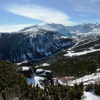 Горы в Боровце (Болгария) :: Григорий Миронов