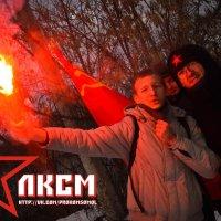 огонь революции :: Мстислава Гамаюнова