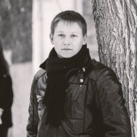 Зима :: Александр Ярцев