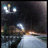Первый снег :: Роман Хоменко