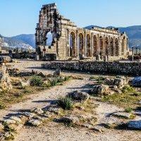 Руины :: Yana Fizazi
