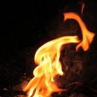 Пламя :: Александр Фомин
