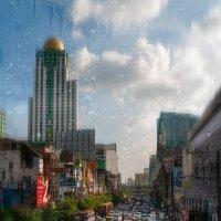 дождливый Бангкок :: Юрий Дрейзин