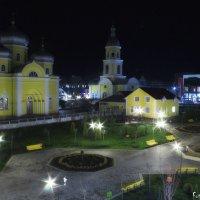 Ночной собор :: Роман Хоменко