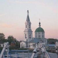 Свято-Екатерининский монастырь на закате :: Никита Дмитриев
