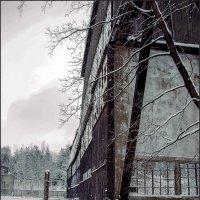 Старый ангар :: Наталья Rosenwasser