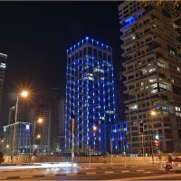 Новый район Тель Авива, Израиль :: Lmark