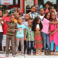 Дети,они и в Африке дети)) :: Рустам Илалов