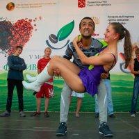 Конкурс по поднятию красавиц :: Цветков Виктор Васильевич