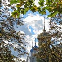 Осенний пейзаж :: Олег Козлов