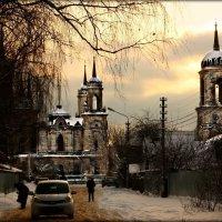 Дорога к Быковскому храму :: Olenka