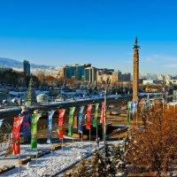 Главная площадь города :: Сергей Рычков