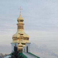 Спокойствие в Киево-Печерской Лавре :: Николай Витрук