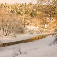 Мороз и солнце... :: Олег Неугодников