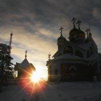 церковь :: Алексей Свириденко