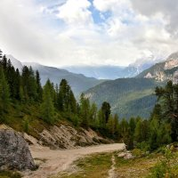 Доломитовые Альпы :: Яэль (Юлия Ситохова)