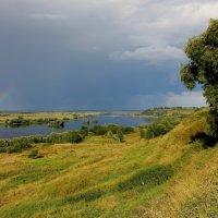 река Ока Рязанская область. :: Victor Klyuchev