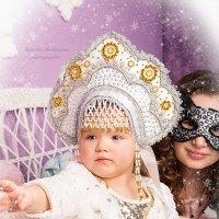 Маленькая Снегурочка :: Наташа Родионова