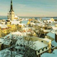 Таллин. Старый город :: Андрей Иванов