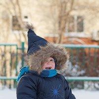 Мороз и солнце-3 :: Мария Арбузова