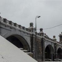 Краснолужский мост (6) :: Сергей Клембо