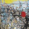 Мозаика ветвей осенних томных :: Валерий Розенталь