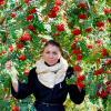 портрет с рябиной :: nataly-teplyakov