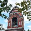 Колокольня храма иконы Божией Матери Знамение :: Oleg4618 Шутченко