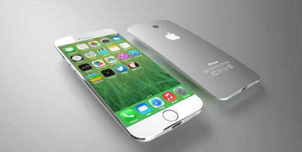 Выпуск смартфона Apple iPhone 6 планируется уже осенью