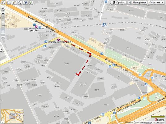 какой выход из метро калужская к 163 автобусу поиск