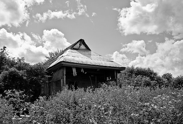 Забытые русские деревни