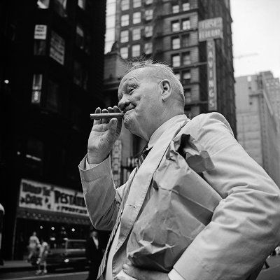 """Фотограф Вивиан Майер (Vivian Maier) (рубрика """"Вдохновение"""")"""