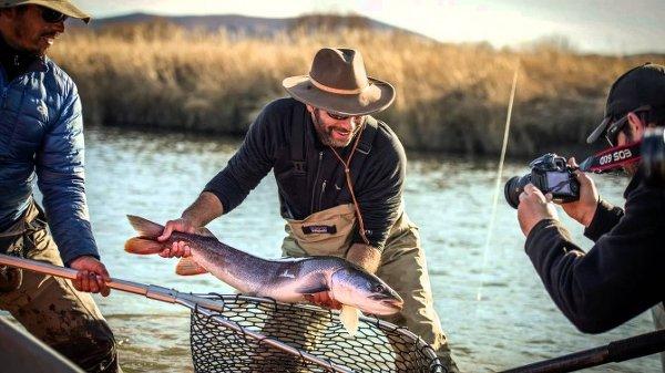 Особенности фотосъемки на рыбалке