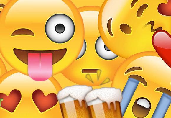 Популярные смайлики Эмодзи - психология улыбок японского феномена