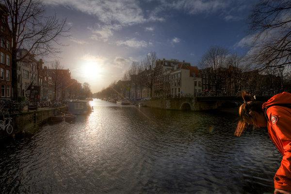 Немного про путешествие в Амстердам.