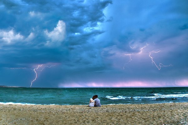 "Студенческое фото недели: ""На берегу моря"", Дмитрий Горлов http://disted.ru/"