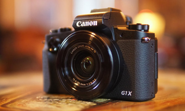 Характеристики и фотографии новой профессиональной компактной камеры Canon G1X Mark III