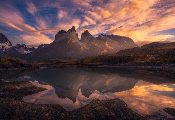 Первозданная красота природы в пейзажной фотографии