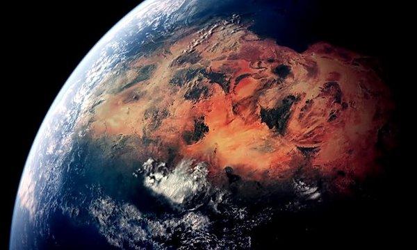 Планета Земля.
