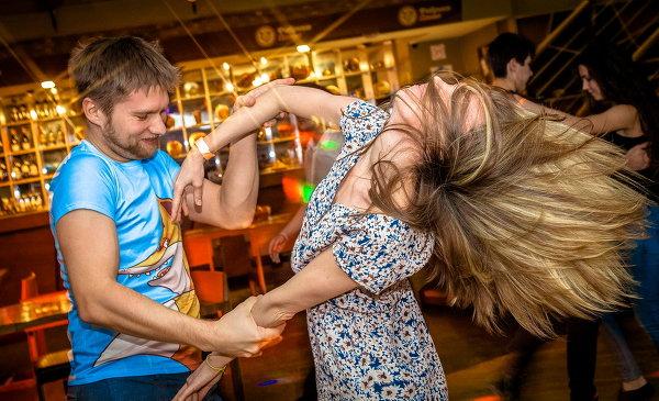 Как фотографировать танцы