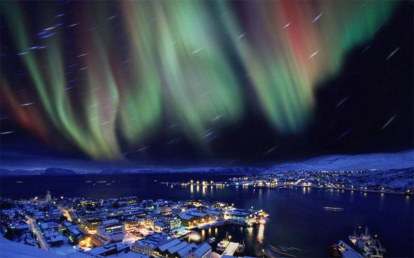 Роскошные пейзажи Норвегии