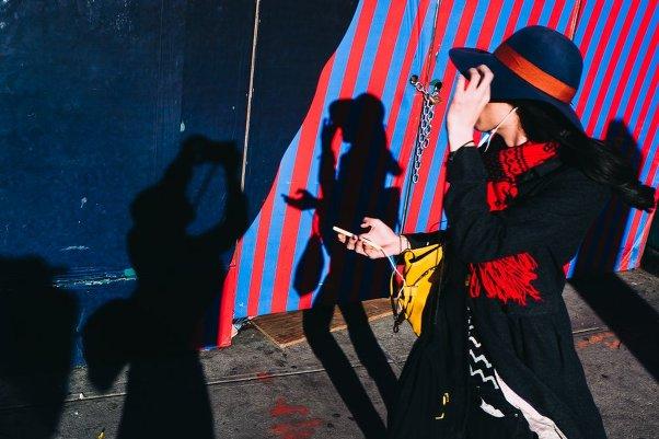 «Совпадения» – уличный фотопроект Джонатана Хигби
