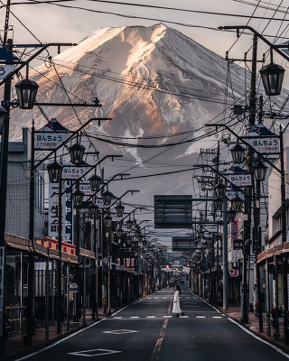 Токийский фотограф RK