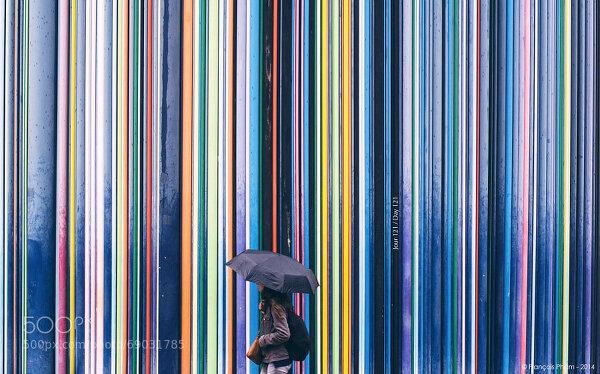 Как успешно использовать линии в фотографии